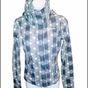 Bench gray, white and blue jacket. XS